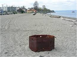 Beach Fire Pit by West Seattle Blog U2026 West Seattle 101 Beach Fires On Alki