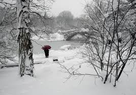 a look at the top 10 biggest snowstorms on record in nyc new