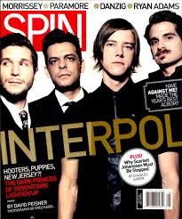 revisit our 2007 interpol u0027our love to admire u0027 cover story spin