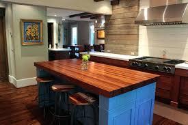 kitchen island wood countertop wood countertops for kitchen islands first time wood j top kitchen