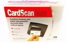 Scan Business Cards Software Business Card Scanners Ebay