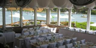 wedding venues in sarasota fl boatyard waterfront bar grill weddings