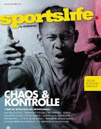 K Hen M Elhaus Intersport Kuhn Sportslife August September 2015 By Intersport