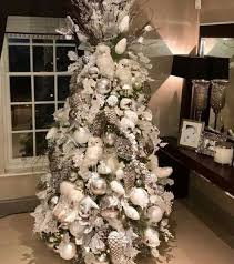 how do celebrities decorate their christmas trees bbc news
