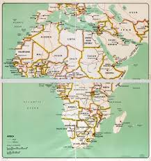africa map high resolution in high resolution detail political map of africa with the marks
