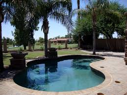 Patio Around Tree Paver Patio Design Ideas Installation Arizona Living Landscape