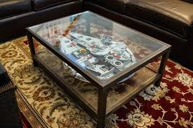 Glass Display Coffee Table Coffee Table Display How To Make A Coffee Table Display