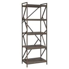 weathered bookshelves u0026 bookcases shop the best deals for dec