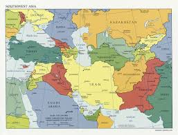 Asia Physical Map Quiz by North Africa And Southwest Asia Map Best Of South West Quiz