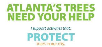 atlanta canopy alliance pledge trees atlanta