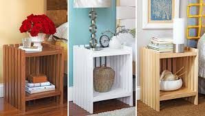 Diy Side Table 1 Side Table 3 Ways