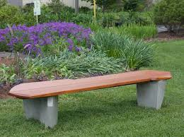 Diy Patio Bench by Benches For Outside Outdoorlivingdecor