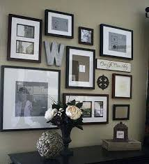 ideas for displaying photos on wall family picture wall display ideas displaying family photos with wall