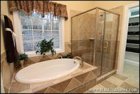 master bathroom remodel ideas chapel hill custom home master bathroom photo with tile