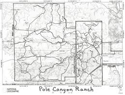 Pedernales Falls State Park Map by Pole Canyon Quitaque Tx