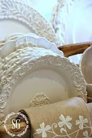 white dishes farmhouse style white dishes farmhouse style