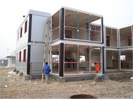 buy container house flat pack for office with toilet price size