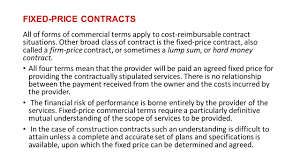 Doc 575709 Business Contract Template Fixed Price Contract Template Contegri Com