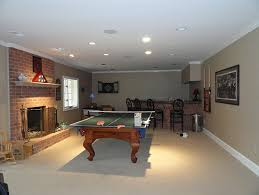 Updating The Family Rec Room Remodeling Northern VA - Family rec room