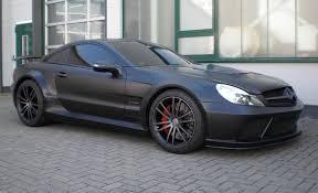 mercedes sl 65 amg black series brabus vanish one 800 hp sl65 amg black series autoevolution