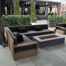 Build Outdoor Sectional Sofa Best 25 Outdoor Lounge Ideas On Pinterest Patio Outdoor Lounge