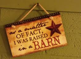 Raised In A Barn About Barnraised