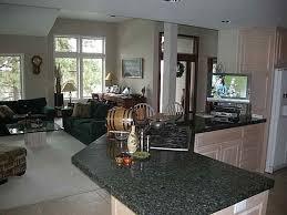Decorating Open Floor Plan Open Kitchen And Living Room Floor Plans Centerfieldbar Com
