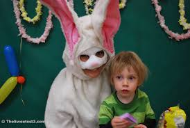 creepy easter bunnies album on imgur