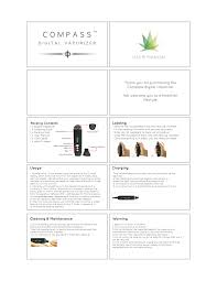 cannastick compass digital vaporizer