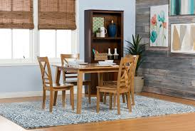 sandy honey square dining table living spaces