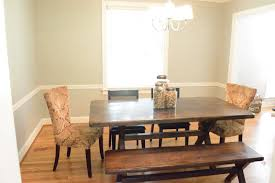 sylvan park life a high end look for our dining room on a budget
