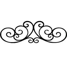 design clipart clipart design flower black free clipart corner designs memocards co