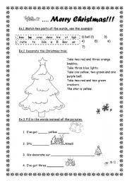 2nd grade holiday worksheets free worksheets library download