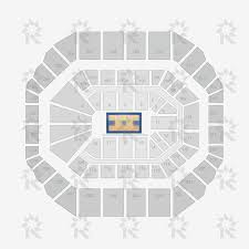 United Center Floor Plan by Chart United Center Seating Chart With Seat Numbers
