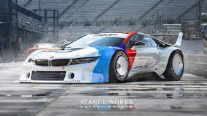 Bmw I8 Body Kit - a bmw i8 procar racer would look quite wonderful top gear