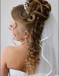 hairstyles medium length hair half up half down