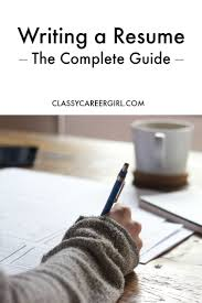resume writing skill 64 best job seekers resumes images on pinterest resume tips writing a resume the complete guide
