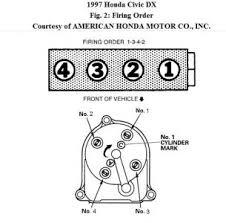 97 honda spark plug wiring diagram 97 honda passport wiring 97