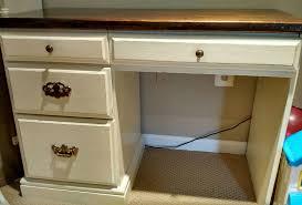 antique white desk u2014 reinventing the home
