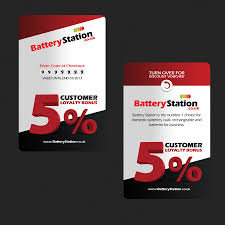9 99 Business Cards Entry 50 By Csoxa For Business Card Design For Battery Station