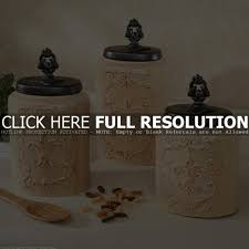 Kitchen Canisters Ceramic Sets 20 Ways To Modern Kitchen Canister Sets