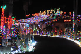 Christmas Lights House by The Best Christmas Holidays Lights Displays In Phoenix Scottsdale