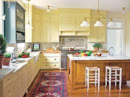 kitchen yellow white kitchens and coloured glass on pinterest idolza