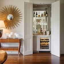 Built In Drinks Cabinet Diy Home Bar 17 Designs You Can Make Easily Bob Vila