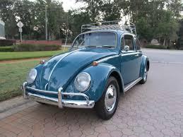blue volkswagen beetle vintage 1965 volkswagen beetle sunroof model sold vantage sports