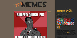 What Font Do Memes Use - team fortress 2 advice animals know your meme