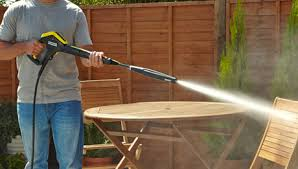 Patio Jet Wash How To Clean A Patio With A Pressure Washer Go Argos