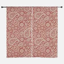 Paisley Curtains Paisley Window Curtains Drapes Paisley Curtains For Any
