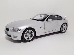playmobil bmw 1 18 scale bmw z4 m coupe diecast model kyosho silver 08583s ebay