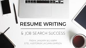 Jobs Resume Writing by Resume Writing U0026 Job Search Workshop Around Southeastern